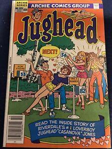 Jughead #325  1982 - Archie  -FN+ - Newsprint-Comic Book🔥🔥🔥🔥
