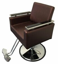 New Luxurous Contemporary Hydraulic Barber Chair Styling Salon Spa Beauty