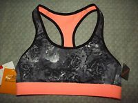 LADIES C9 by CHAMPION RACERBACK REVERSIBLE COMPRESSION SPORTS BRA sz XS NEW