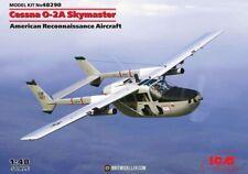 1/48 ICM #48290 Cessna O-2A Skymaster