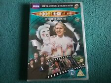 doctor who fifth doctor story five black orchid dvd new freepost