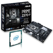 Intel Core i5-8400 + ASUS PRIME Z370-P Bundle