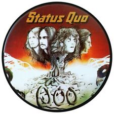 "STATUS QUO VINYL STICKER 100MM 4"" QUALITY LOTS MORE LISTED FAST SHIPPING"