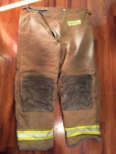 Firefighter Turnout Bunker Pants Globe 44x32  Halloween Costume 2000