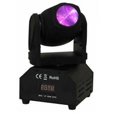 Ibiza MINI MOVING HEAD BEAM 4-IN-1 RGBW 10W