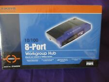 Linksys  EtherFast (EFAH08W) 8-Ports External Hub