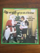 STAN BORESON AND DOUG SETTERBERG--YUST GO NUTS AT CHRISTMAS     CD