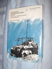 Die deutschen Funknachrichtenanlagen bis 1945 - Funkanlagen in Panzerfahrzeugen