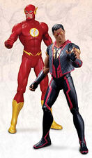 "DC Collectibles__THE FLASH vs. VIBE 6 "" figures_Justice League 2 Pack_The New 52"