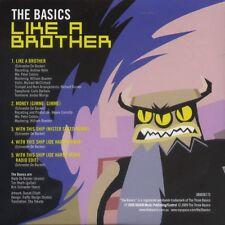 THE BASICS - LIKE A BROTHER CD SINGLE/EP 5 TRACKS 2009 (WALLY FROM GOTYE)