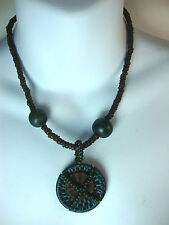 Necklace Brand New Fast Delivery (A1) Elegant Unique Eye Catching Multi Beaded