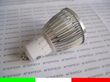 10x 5x1w LAMPADINE LED 30° GU10 BIANCO CALDO 5w 220v FARETTO DICROICA SPOT