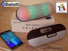 ENCEINTE HAUT PARLEUR LED MODÈLE XL  BLUETOOTH  POUR IPHONE IPAD SAMSUNG