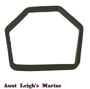 Exhaust Leg Rubber Seal Johnson Evinrude OMC 18-0540 Replace 320936 SHIPS FREE