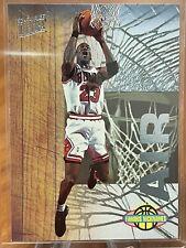 1993-94 Ultra Famous Nicknames #7 Michael Jordan