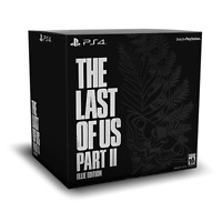 The Last of Us Part 2 Ellie Edition PlayStation 4 Collector's Limited IN STOCK