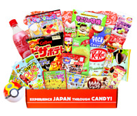 Candy Box From Japan Delicious Snacks Straight From Tokyo || Exclusive & Limited