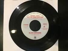 Promo 45 Elkie Brooks - Honey,Can I Put On Your Clothes   A&M  NM