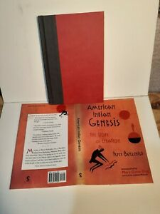 AMERICAN INDIAN GENESIS: STORY OF CREATION By Percy Bullchild - Hardcover