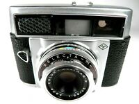 Vintage Agfa Selecta M 35mm Rangefinder Film Camera,Motor Drive, Made In Germany