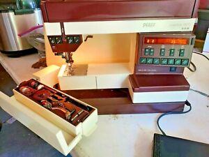 PFAFF CREATIVE 1471 COMPUTERIZED SEWING MACHINE. GOOD WORKING COND.