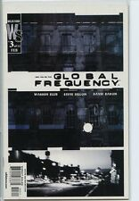 Global Frequency 2002 series # 3 near mint comic book