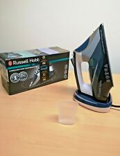 Russell Hobbs 26020 Cordless One Temp Steam Iron 2600W - Blue