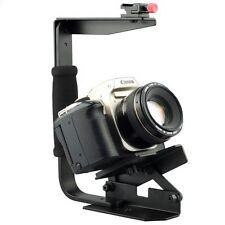 Flip C Z Bracket Grip Stand Hand Holder Shoe TTL Cord fr Flash DV DC DSLR Camera