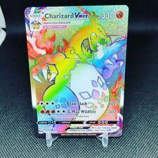 Charizard VMAX Rainbow Hyper Rare Pokémon Card (READ DESCRIPTION)🔥🔥🔥
