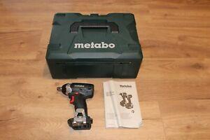 Metabo SSW 18 LTX 200 Schlagschrauber Solo Metaloc 18V