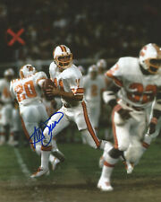 """STEVE SPURRIER Autographed Signed 8"""" x 10"""" Photo Tampa Bay Buccaneers COA"""