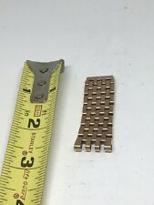 Use Parts 18mm Rose Gold A693 Authentic Michael Kors Watch Partial Band Links