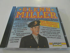 Glenn Miller & The Army Air Force Band (CD Album) Used very good
