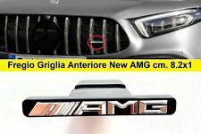 Logo Fregio Stemma Emblema Griglia Anteriore MERCEDES AMG Classe CLA GLA E S SLK