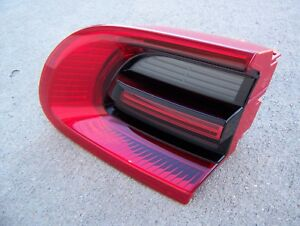 15-17 Porsche Macan Right LED Trunk Tail light Passengers Side Lamp Genuine OEM