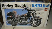 Harley-Davidson FLH ELECTRA GLIDE 1:12 SCALE MODEL KIT NIB IMAI MOTORCYCLE READ!