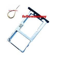 SD Memory SIM Card Tray Holder For BlackBerry Keyone BBB100-1/BBB100-3 Black