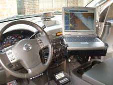 RAM Custom No-Drill Laptop Mount for Nissan Titan & Armada, 2004-2015
