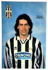 Cartoncino Juventus – Moreno Torricelli