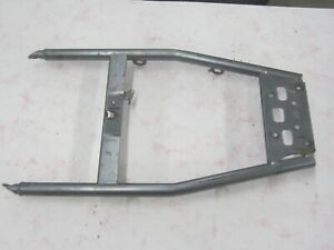 genuine OEM 2003 Buell Blast 500 rear tail sub seat support rear frame section