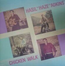 Hasil Adkins – Chicken Walk LP Jambalaya vinyl Cramps Norton