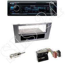 KDC-300UV Kenwood Radio + Ford Mondeo B4Y/B5Y/BWY Blende grau + ISO Adapter
