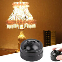 Retro Single-control Switch Surface Mounted Wall Light Button Old-fashioned AU