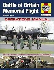 RAF Battle of Britain Memorial Flight Manual by K. Wilson (Hardback, 2015)
