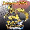 Zeraora 6IV Battle Ready 6IVs Pokemon Ultra Moon Ultra Sun USUM