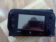 Nintendo Wii U -32 GB Black Console + Mario Kart 8 Bundle