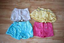4 x Janie and & Jack Girls Shorts, Size 5