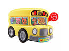 Cocomelon Sing With Me School Bus Mini Boombox Plays 7 Songs & Sound Effects NEW