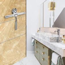 Window Glass Stainless Steel Wiper Cleaner Squeegee Shower Bathroom Mirror Brush