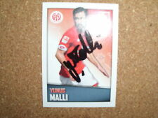 1  Topps Bundesliga Sticker 16/17 Spielszene Yunus Malli  original signiert